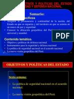 Defensa Nacional - 2015