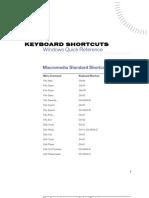 Key Shortcuts Win