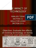 Unit 1- The Impact of Technology