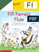 Fifi Ferret's Flute