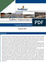 SEL Corporate Presentation