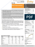 ITD Cementation Management Meet Update_060115