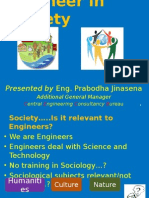 Engineer in Society 2015