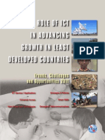The Role of ICT in Advancing Growth in LDCs Trends Challenges and Opportunities