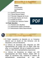 La Organizacion Del Estado Mexicano