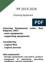 Pertemuan 02 Rancangan Pabrik (14 Oktober 2015)