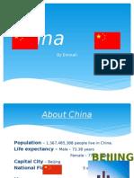 emmahs china assigment