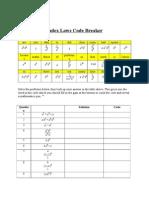 4 fri - code breaker  student