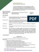 Downloadmela.com Agile Test Analyst Resume