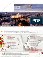 Siberia Economic Forum 2015 19-20 November 2015, Novosibirsk-Russia.