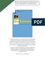 11. Eugenio Andrade Semiotic Framework for Evolutionary and Developmental Biology BIO 09-2007