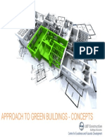 Approach to Green Buildings- LT Lecture