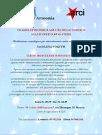 Volantino Astrologia Cabbalistica - Elena Poletti