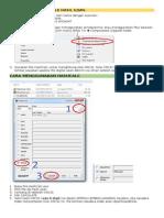 Panduan Mengirim File Hasil Ujian
