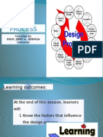 1 factors in the design process