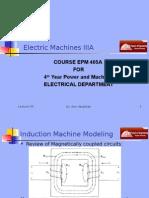 Machines EPM405A Presentation 03