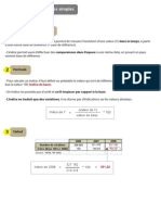 Fiche Methode Indices
