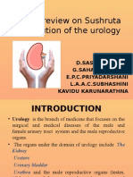 Critial Review on Sustrutha Contribution of the Urology (1)