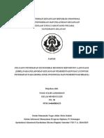 PELUANG PENERAPAN EXTENSIBLE BUSINESS REPORTING LANGUAGE (XBRL) PADA PELAPORAN KEUANGAN PEMERINTAH PUSAT (CONTOH PENERAPAN PADA BURSA EFEK INDONESIA DAN PEMERINTAH BRASIL)