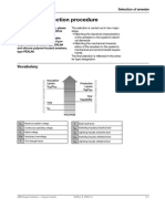 Buyers Guide Selection- ABB LA