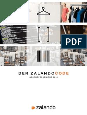 Zalando: So wichtig sind Eigenmarken wie Anna Field, Pier