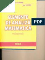 Analiza Mate