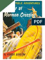 Sandy Steele #2 Danger at Mormon Crossing