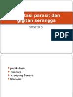 Infestasi Parasit Dan Gigitan Serangga KULIAH SMSTR 5