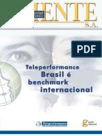 Especial Teleperformance - Parte Integrante da Revista ClienteSA edição 22 - Novembro 03