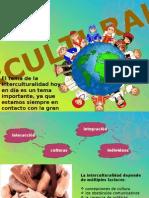 El Tema de La Interculturalidad Hoy en Día