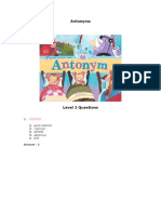 Free GRE Antonyms Download 2