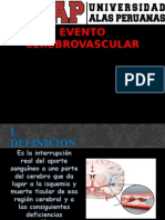 Evento Cerebrovascular - Exposicion