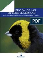 Lectura Distribucion Especies_endemicas