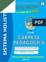 3 Carpeta Pedagogica 2015