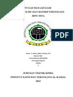 IBNUSINA, FILOSOFT ISLAM DAN AJARANYA.doc
