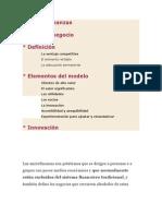 1. Modelo de Negocio