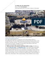 6 the Third Intifada