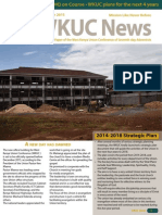 WKUC News September Issue