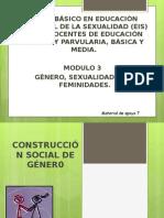 Material de Apoyo 7 Construccion Social Del Genero