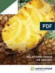 Relatório de Contas Compal 2014