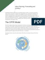 CPFR Concept