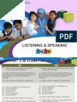 2. Listening & Speaking Year 6 KSSR ENGLISH 2015