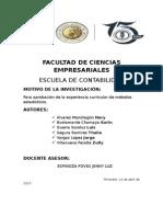 Estadistica General - informe