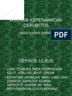 ASKEP DEKUBITUS