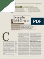 Edmund Leach, Claude Levi-Strauss--Anthropologist and Philosopher, NLR I_34, November-December 1965
