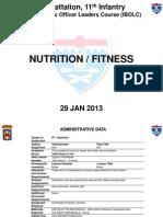 IBOLC Gym Jones Nutrition