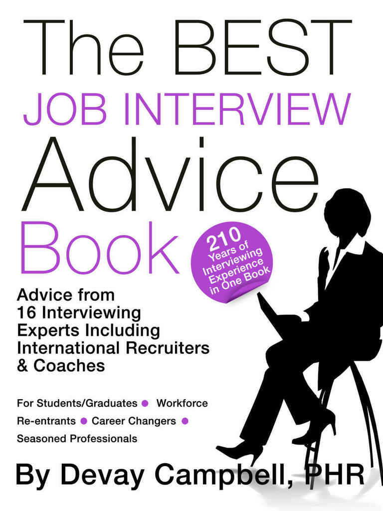The Best Job Interview Book | Recruitment | Linked In