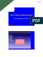 Electrocardiografia I Parte
