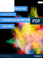 Nanigans Getting Creative - The Secret to Facebook Advertising Success