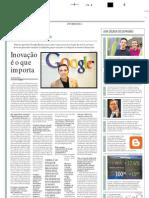 Entrevista exclusiva com o presidente do Google Brasil